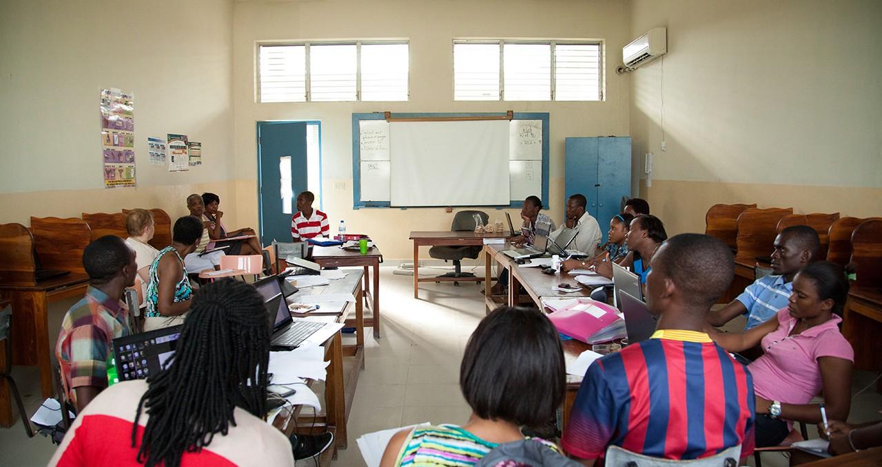 Promoting Health in Haiti